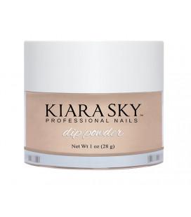 Kiara Sky Dip Powder  – Pudra colorata Creme d'nude