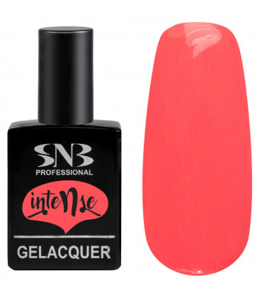 SNB Gelacquer Lac semi-permanent Intense Edith