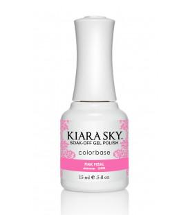 Kiara Sky Lac semi-permanent Pink petal