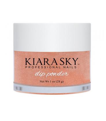 Kiara Sky Dip Powder – Pudra colorata Copper out