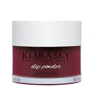 Kiara Sky Dip Powder – Pudra colorata Fireball