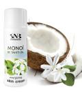 SNB Crema energizanta pentru piele cu ulei de Monoi