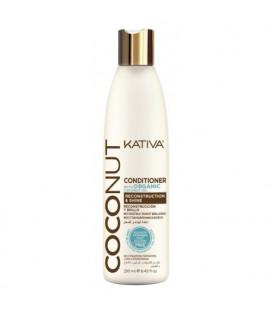 Kativa Balsam cu Ulei de Cocos Organic