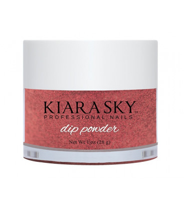 Kiara Sky Dip Powder  – Pudra colorata Strawberry Daiquir