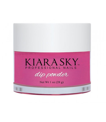 Kiara Sky Dip Powder  – Pudra colorata  Pixie Pink