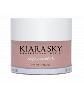 Kiara Sky Dip Powder  – Pudra colorata  Rose Bonbon