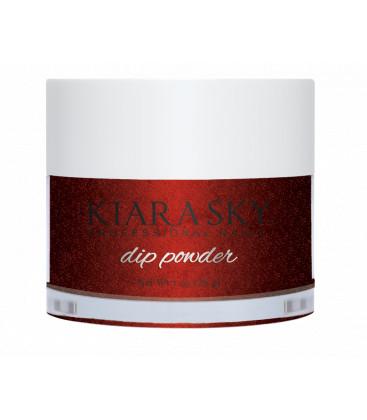 Kiara Sky Dip Powder  – Pudra colorata  Cheri Cheri