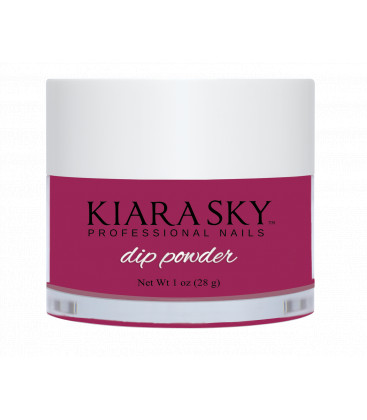 Kiara Sky Dip Powder – Pudra colorata Black to black
