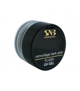Flash UV Gel Camouflage Roz Intens