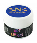 SNB Art UV Gel Colorat Dark Blue Pastel