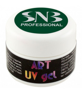SNB Art UV Gel Colorat Verde