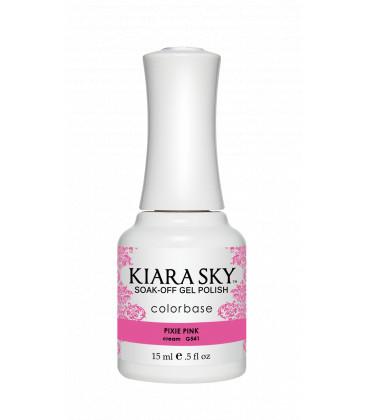 Kiara Sky Lac semi-permanent Pixie pink
