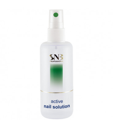 Active Nail Solution- Spray pentru degresarea unghiei naturale