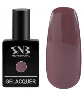SNB Gelacquer Lac semi-permanent 186