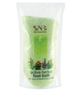 SNB Granule concentrate active din plante pentru pedichiura