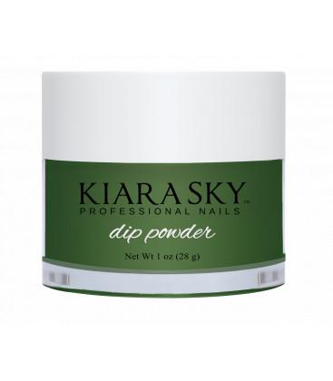 Kiara Sky – Pudra colorata Dynastea- Verde