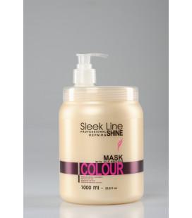 Stapiz Masca Colour pentru par vopsit - Sleek Line