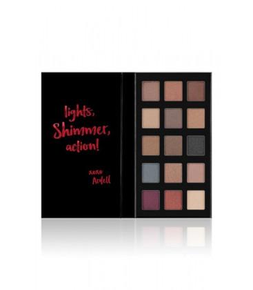 Ardell Beauty Pro Paleta fard de pleoape Shimmer