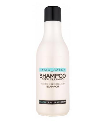 Stapiz Basic Salon Sampon Deep Cleaning curatare intensa
