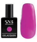 SNB Gelacquer Lac semi-permanent 167 Mov Neon