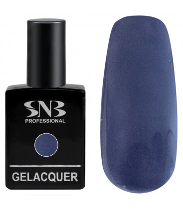 SNB Gelacquer Lac semi-permanent 176 Helen Gri