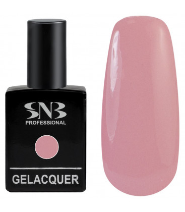 SNB Gelacquer Lac semi-permanent 181 Crystal Roz