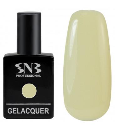 SNB Gelacquer Lac semi-permanent 182 Jasmine Galben