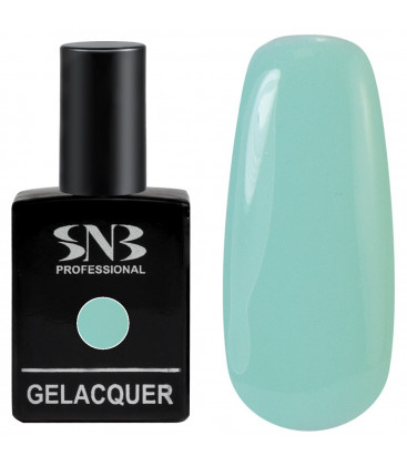 SNB Gelacquer Lac semi-permanent 183 Joey Verde