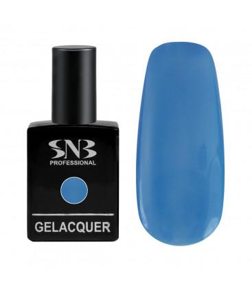 SNB Gelacquer Lac semi-permanent 199 Bleu
