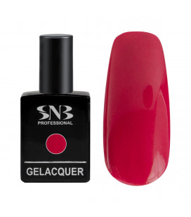 SNB Gelacquer Lac semi-permanent 202 Roz Inchis