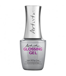 Artistic Nail Design Glossing - Top pentru oja semi-permanenta