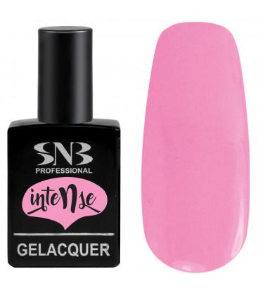 SNB Gelacquer Lac semi-permanent GLI07 Intense Roze