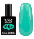 SNB Gelacquer Lac semi-permanent GLI011 Intense Vernil