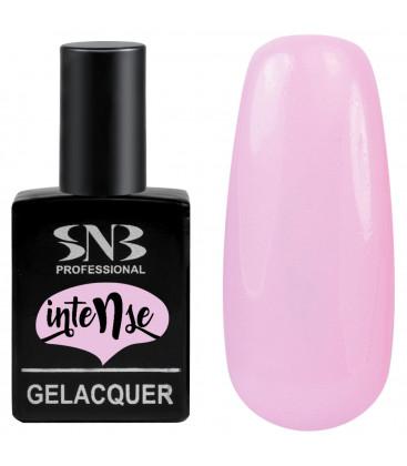 SNB Gelacquer Lac semi-permanent GLI12 Intense Roz