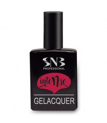 SNB Gelacquer Lac semi-permanent GLI14 Intense Trandafiriu