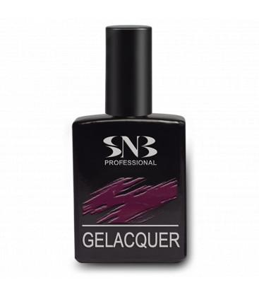 SNB Gelacquer Lac semi-permanent GLD003- Pruna