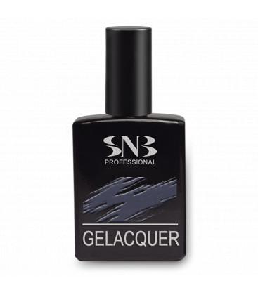 SNB Gelacquer Lac semi-permanent GLD005- Gri