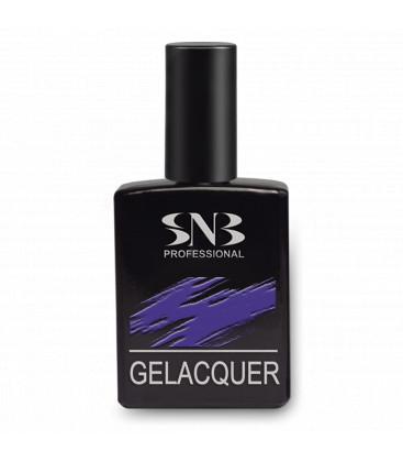 SNB Gelacquer Lac semi-permanent GLD006- Mov