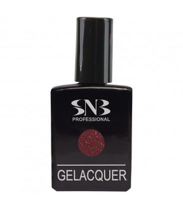 SNB Gelacquer Lac semi-permanent GLI20- Mov cu Sclipici
