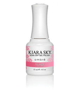 Kiara Sky Lac semi-permanent Ombre Evil queen