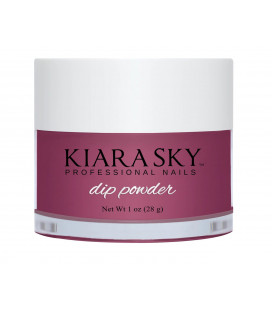 Kiara Sky Dip Powder - Pudra colorata Oh Dear- Mov