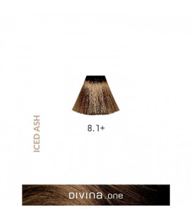 Eva Professional Divina.One Vopsea de par 8.1+ Iced Ash