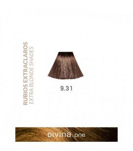 Vopsea de par 9.31 Banack Extra Blonde 100 ml Divina.One Eva Professional