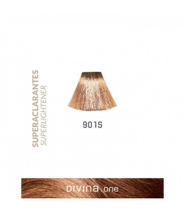 Vopsea de par 901S Vega Super-Highlight 100 ml Divina.One Eva Professional
