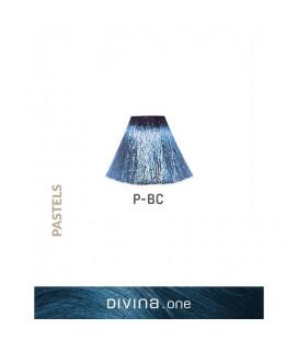 Vopsea de par NP-BC Blue Curacao Pastel 60 ml Divina.One Eva Professional
