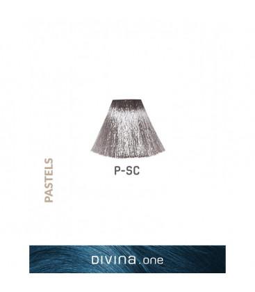 Vopsea de par NP-SC Silver Cloud Pastel 60 ml Divina.One Eva Professional