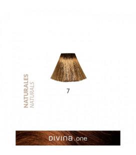 Vopsea de par 7 Blonde 100 ml Divina.One Eva Professional