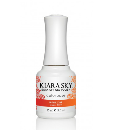 Kiara Sky Lac semi-permanent Ombre In the zone