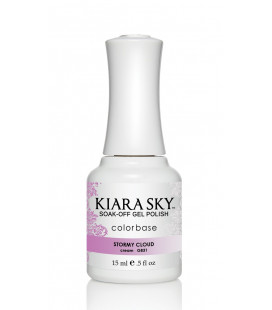 Kiara Sky Lac semi-permanent Ombre Stormy cloud