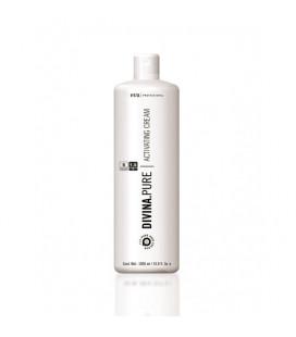 Crema activatoare 5 vol / 1,5% pentru vopsea fara amoniac Divina. Pure Eva Professional